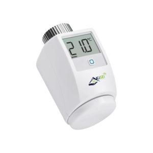 KiSEi.info | Testa termostatica elettronicaTesta termostatica elettronica