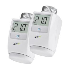 www.Kisei.info | Teste termostatiche intelligenti multipack clima 2 KiSEi